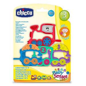76810 CHICCO CHOCALHO TRENZINHO 1-2-3