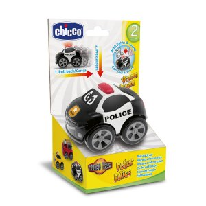 79010 CHICCO TURBO TEAM POLÍCIA