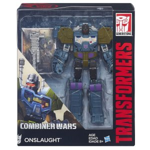 B0975 TRANSFORMERS GENERATIONS VOYAGER - ONSLAUGHT