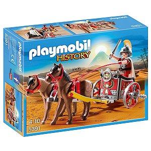 5391 PLAYMOBIL ROMANOS BIGA ROMANA