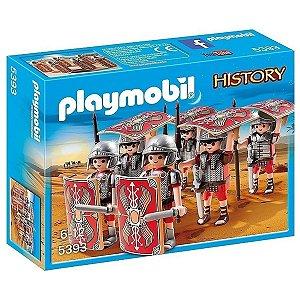5393 PLAYMOBIL ROMANOS TROPA ROMANA