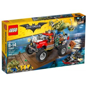 70907 LEGO BATMAN MOVIE O Carro de Reboque do Crocodilo
