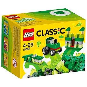 10708 LEGO CLASSIC Caixa Criativa Verde