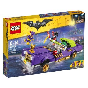 70906 LEGO BATMAN MOVIE Carro Lowrider do Coringa e Harley