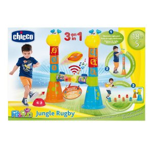 79050 CHICCO ESPORTES JUNGLE RUGBY