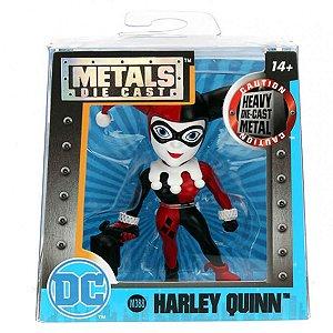 4021 DC COMICS METAL DIECAST 6CM HARLEY QUINN M388