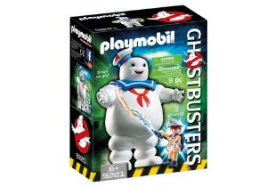 9221 PLAYMOBIL  GHOSTBUSTERS HOMEM DE MARSHMALLOW STAY PUFT