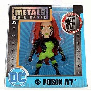 4021 DC COMICS METAL DIECAST 6CM POISON IVY M392