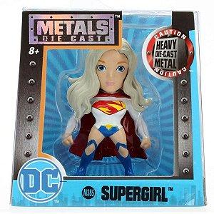 4021 DC COMICS METAL DIECAST 6CM SUPER-GIRL M385