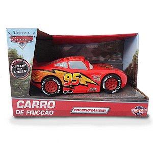 29523 DISNEY CARROS VEÍCULO DE FRICÇÂO MCQUEEN CLÁSSICO 22CM
