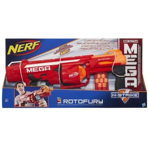 B1269 NERF N-STRIKE MEGA ROTOFURY