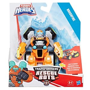 A7024 TRANSFORMERS PLAYSKOOL RESCUE BOTS - BRUSHFIRE