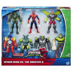 B7201 MARVEL SPIDER MAN VS THE SINISTER 6