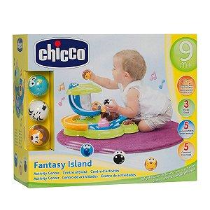 69005 CHICCO PRIMEIRO BRINQUEDO FANTASY ISLAND