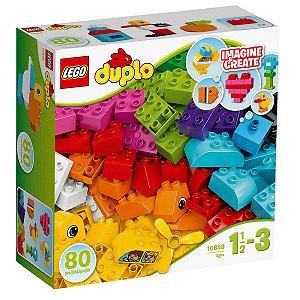 10848 LEGO DUPLO AS MINHAS PRIMEIRAS PEÇAS