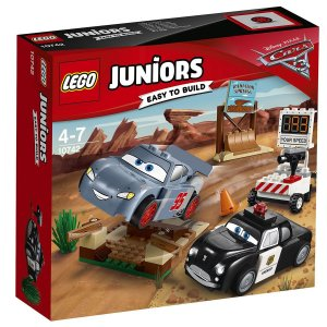 10742 LEGO JUNIORS DISNEY CARROS TREINO DE WILLYS BUTTE