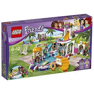 41313 LEGO FRIENDS PISCINA DE VERÃO DE HEARTLAKE
