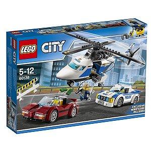 60138 LEGO CITY POLÍCIA PERSEGUIÇÃO EM ALTA VELOCIDADE