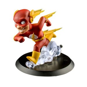 DCC0009 QMX DC COMICS Q-FIG FLASH 8CM
