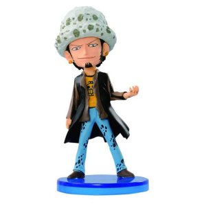 30226 BANPRESTO ONE PIECE WCF LOG COLLECTION V1 LAW 8CM