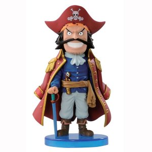 30225 BANPRESTO ONE PIECE WCF LOG COLLECTION V1 ROGER 8CM