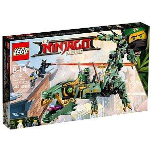 70612 LEGO NINJAGO MOVIE MECH DRAGÃO DO NINJA VERDE