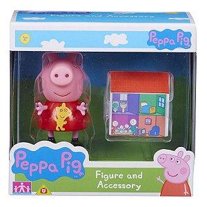 4199 PEPPA PIG PEPPA COM CASINHA