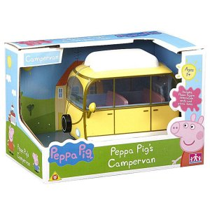 4201 PEPPA PIG TRAILER COM PEPPA
