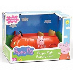 4201 PEPPA PIG CARRO DA FAMILIA COM PEPPA