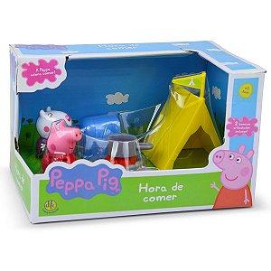 4204 PEPPA PIG CAMPING COM PEPPA E OVELHINHA SUZY