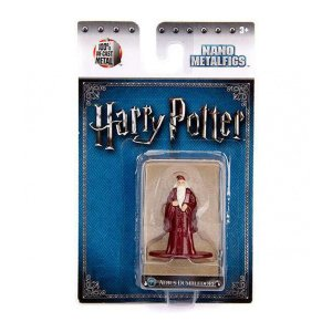 4287 HARRY POTTER METAL NANO 5CM ALVO DUMBLEDORE HP5