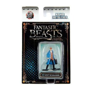 4287 HARRY POTTER METAL NANO 5CM NEWT SCAMANDER HP11