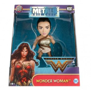 4278 DC COMICS METAL DIECAST 10CM WONDER WOMAN AMAZONA M287