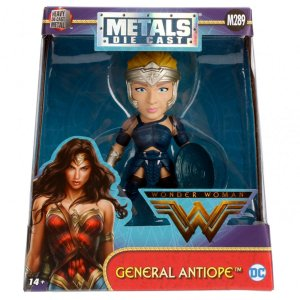 4278 DC COMICS METAL DIECAST 10CM GENERAL ANTIOPE M289