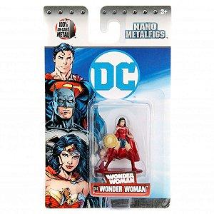 4283 DC COMICS METAL NANO 5CM WONDER WOMAN DC4