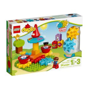 10845 LEGO DUPLO O Meu Primeiro Carrossel