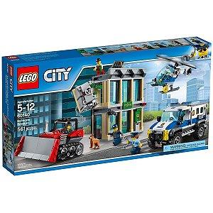 60140 LEGO CITY INVASÃO COM BULDOZER
