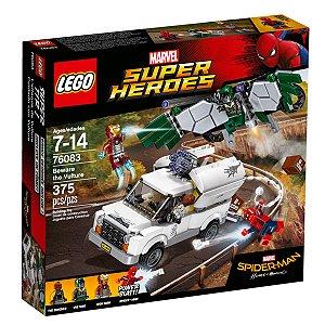 76083 LEGO MARVEL CUIDADO COM O VULTURE/ABUTRE