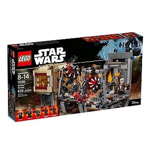 75180 LEGO STARWARS FUGINDO AO RATHTAR
