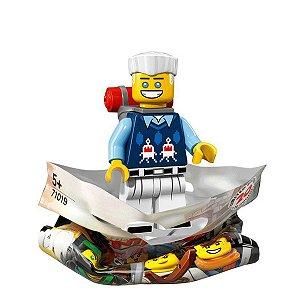 71019 LEGO NINJAGO FILME MINIFIGURA ZANE
