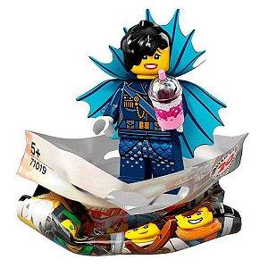 71019 LEGO NINJAGO FILME MINIFIGURA GENERAL DOS TUBARÕES