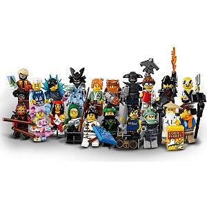 71019 LEGO NINJAGO FILME MINIFIGURA KIT COMPLETO