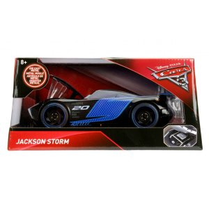 4273 CARROS METAL DIECAST 1:24 JACKSON STORM 22CM