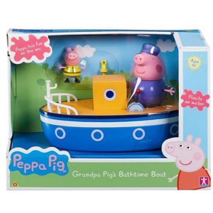 4202 PEPPA PIG BARCO DO VOVÔ PIG