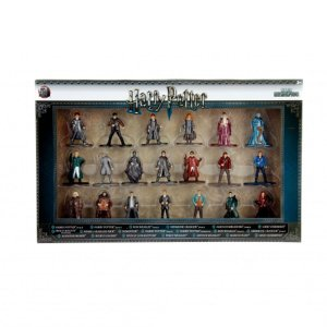 4290 HARRY POTTER METAL NANO 5CM PACK COM 20 FIGURAS