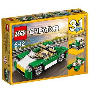 31056 LEGO CREATOR CARRO DE PASSEIO VERDE