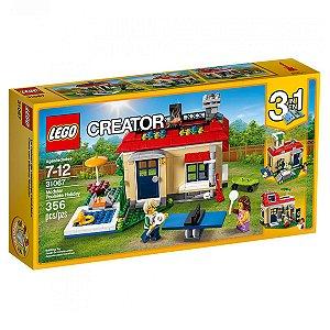 31067 LEGO CREATOR FÉRIAS NO JARDIM