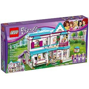 41314 LEGO FRIENDS A CASA DA STEPHANIE