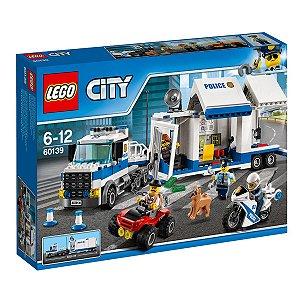 60139 LEGO CITY CENTRO DE COMANDO MÓVEL DA POLÍCIA