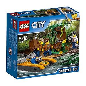 60157 LEGO CITY CONJUNTO BÁSICO DA SELVA